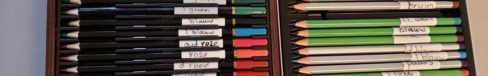 Kleuren zien, maar dan anders