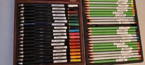 Gemerkte potloden