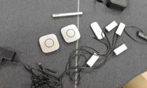 Het audiosysteem